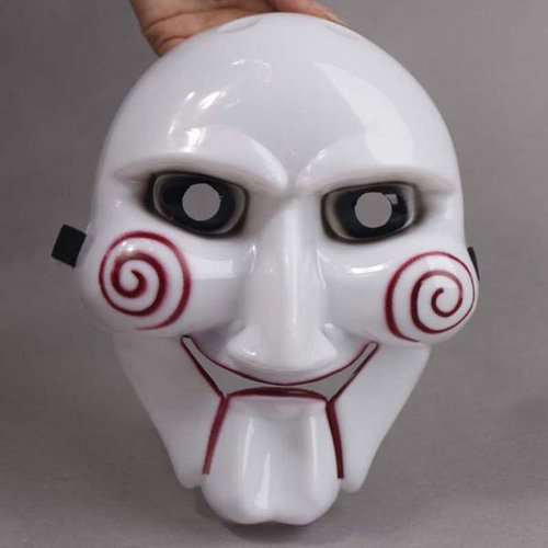 Halloween mask masquerade party mask new Saw Chainsaw Massacre mask