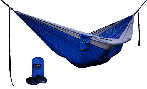 potomac-banks-double-parachute-camping-hammock-with-carabiners-and-free-quick-set-up-tree-friendly-s