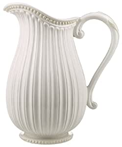 Lenox Butler's Pantry Earthenware Large Pitcher
