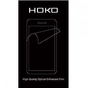 HOKO® VIVO XSHOT Screen Protector, [HD Clear] [Three Layer] [PET Screen Guard Not Tempered Glass] [Rainbow free] Screen Guard for VIVO XSHOT - Pack of 1