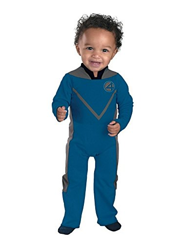 Infant & Toddler Boys Mr Fantastic Costume Fantastic 4