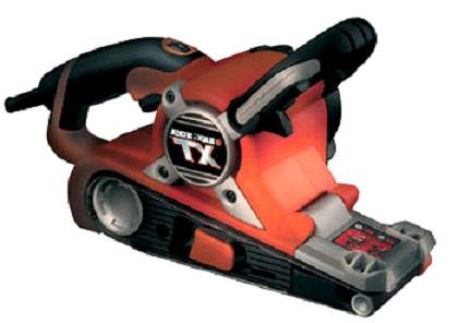 Black  &  Decker XTA80EK Variable Speed Belt Sander 750w