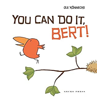 Book Cover: You Can Do It, Bert!