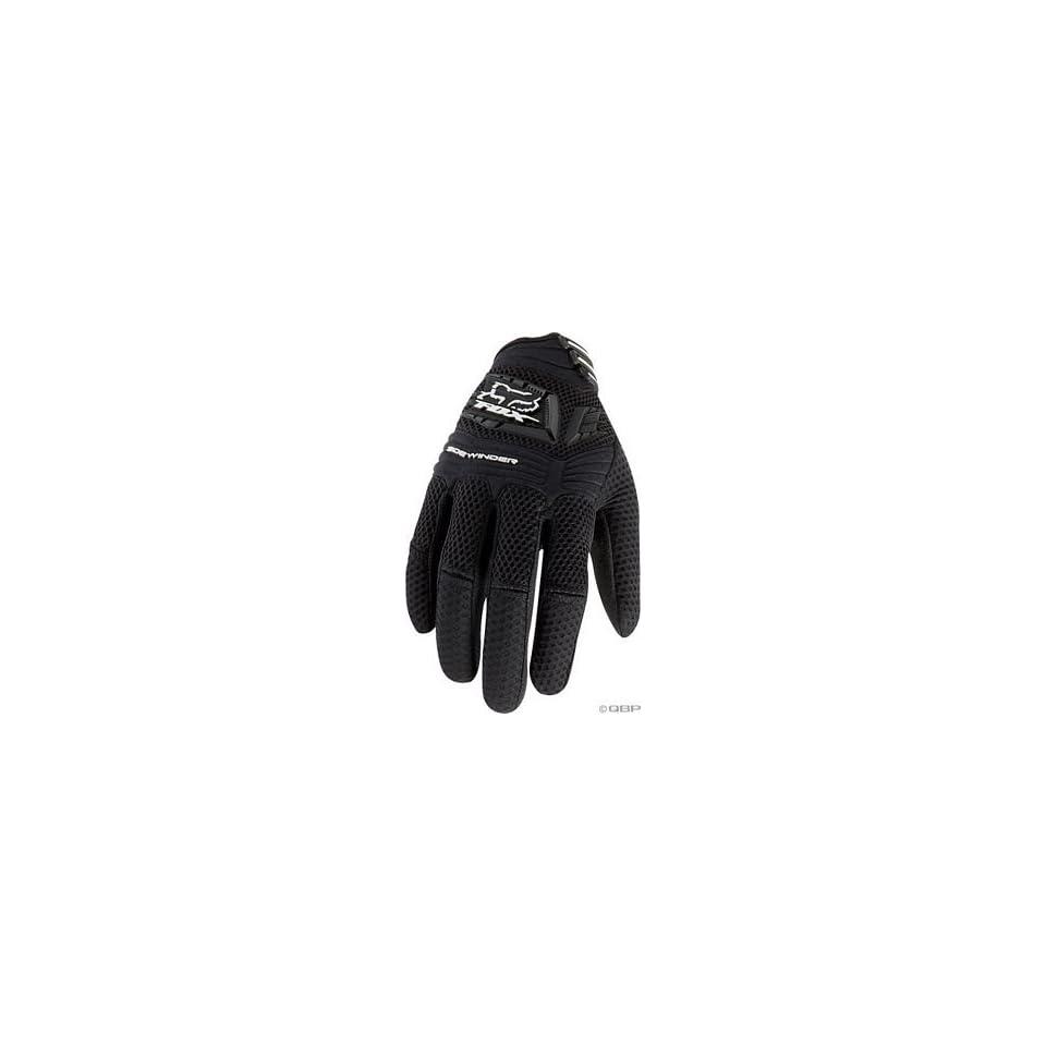 Fox Racing Sidewinder Glove Small Black