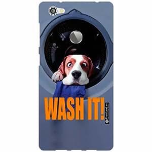 Letv Le 1s Back Cover - Silicon Wash It Designer Cases