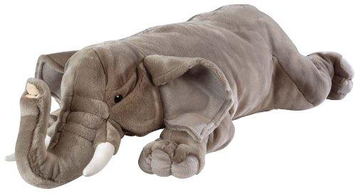 Wild Republic Cuddlekins Jumbo Elephant Afri front-166789