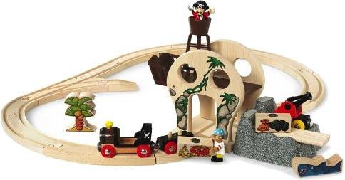 comparamus brio pirate adventure set. Black Bedroom Furniture Sets. Home Design Ideas