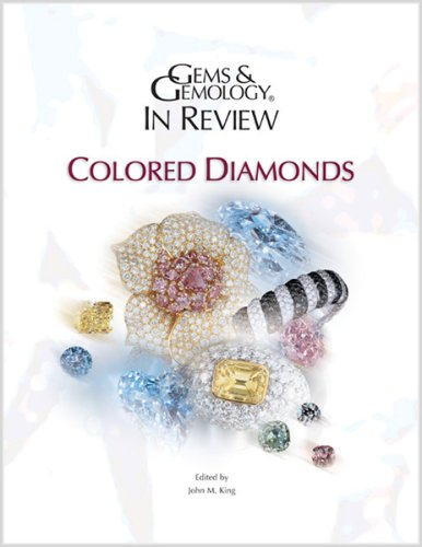 Gems & Gemology In Review: Colored Diamonds