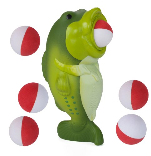 Hog Wild Bass Popper Foam Battle Toy - 1