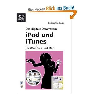 eBook Cover für  iPod und iTunes Das digitale Dreamteam f uuml r Windows und Mac
