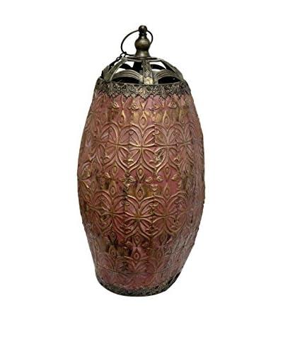 Moroccan Lantern, Orange