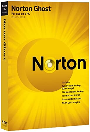 Norton Ghost 15 - 1 User (PC DVD)