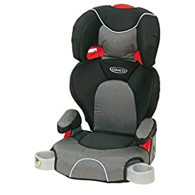 Graco TurboBooster SafeSeat Youth Booster in Ionic