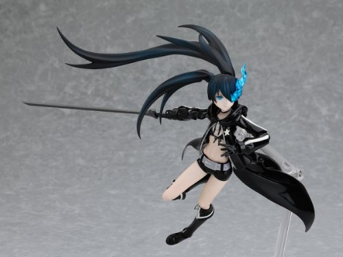 Black Rock Shooter : Black Rock Shooter Character Figma Action Figure