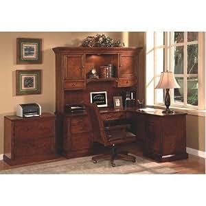 Amazon Cambridge Desk And Universal Hutch Office