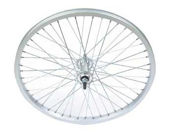 Bike | Bicycle 20″ 48 Spoke Alloy Front Wheel 80g