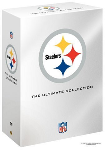 Pittsburgh Steelers: The Ultimate Collection by NFL