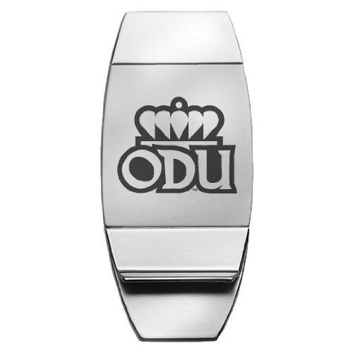 Old Dominion University - Two-Toned Money Clip - Silver (Dominion Merchandise compare prices)