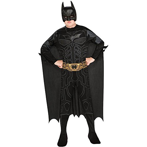 Dark Knight Rises Batman Kids Costume