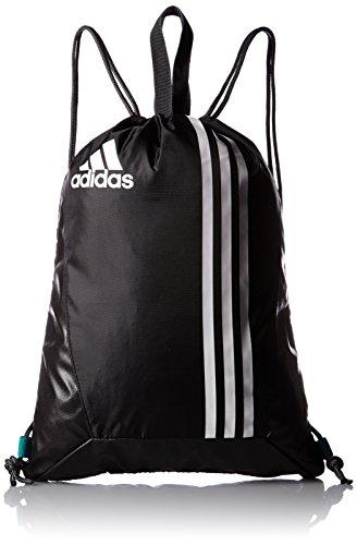 [アディダス] adidas エンセイ ジムバッグ BIP47 AP3400 (ブラック)