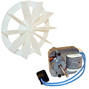 Broan S97012038 Ventilation Fan Motor and Blower Wheel Assembly from Q2U LLC, formerly Davelle