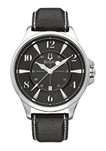 Bulova Men's 96B135 Adventurer Strap Watch