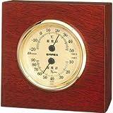 EMPEX(エンペックス) ウッディEX温・湿度計 TM-757