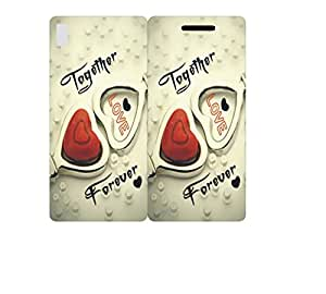 Techno Gadgets Flip Cover for Oppo A37