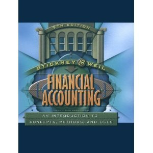 Financial Accounting: An Introduction to Concepts, Methods, and Uses (The Dryden Press series in accounting)