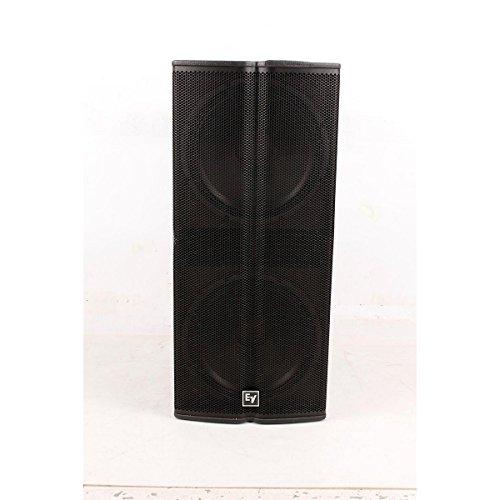 """Electro-Voice Tx2181 Tour-X Dual 18"""" Subwoofer Black 888365153124"""