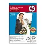 HP Premium Plus High-gloss Photo Paper-25 sht/10 x 15 cm plus tab: Q8027A (Q8027A)