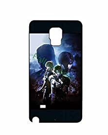 buy Resident Evil Game Logo Samsung Galaxy Note 4 Custom Hard Plastic Case Cover Phone Accessary