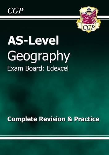 AS Level Geography Edexcel Complete Revision & Practice