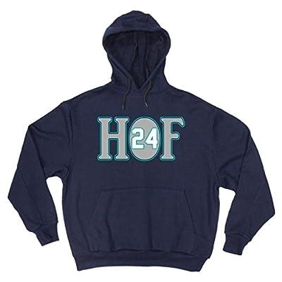 Hall of Fame Ken Griffey Jr Seattle Mariners Hooded Sweatshirt
