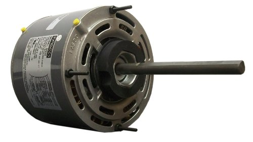 Fasco D730 Blower Motor, 5.6-Inch Frame Diameter, 3/4 HP, 1075 RPM, 208-230-volt, 4.8-Amp, Ball Bearing by Precision Electric Motor Sales