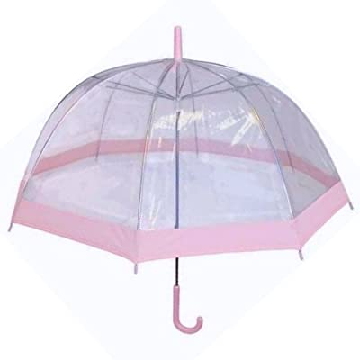 PVC Dome Kids Frame Womens Umbrella