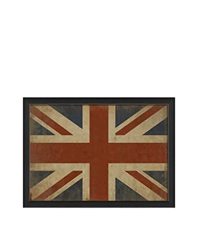 The Artwork Factory Union Jack III Print