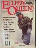 Ellery Queens Mystery Magazine. Mid-Dec., 1986. Vol. 88, No. 7. Whole No. 525. Daphne Du Maurier, Isaac Asimov, Alice Walker + (ELLERY QUEENS MYSTERY MAGAZINE, Volume 88)