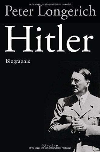 Hitler: Biographie hier kaufen