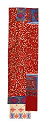 Mayura Women's Cotton Unstitched Salwar Suit (Multi-Coloured)