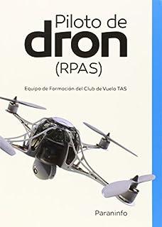 Libro: Piloto de dron (RPAS)