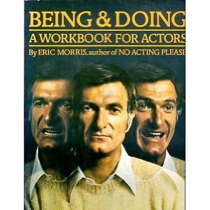 Image for Being and Doing: A Workbook for Actors.