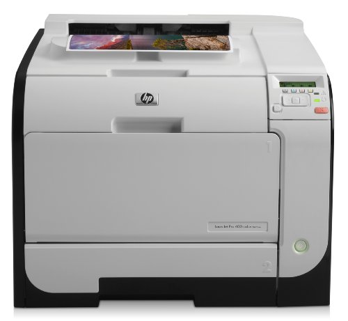 HP 400 M451nw LaserJet Pro 400 Color Printer (CE956A)