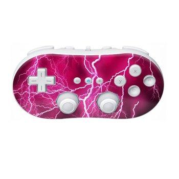 Nintendo Wii Controller Skin- Apocalypse Pink