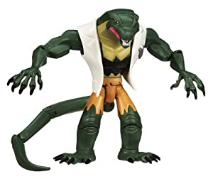 Spider-man Animated Action Figures - Lizard