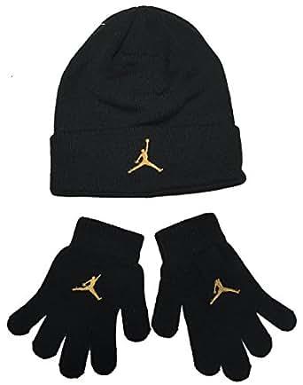 Amazon.com: Nike Air Jordan Boys Winter Hat Beanie Cap