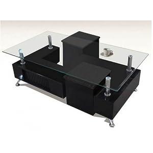 table basse avec pouf les bons plans de micromonde. Black Bedroom Furniture Sets. Home Design Ideas
