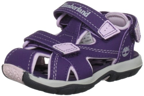 Timberland Mad River Closed Toe Sandal (Toddler/Little Kid/Big Kid),Purple/Mauve,6 M Us Toddler front-39778