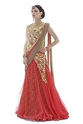 3807 D - Wedding Lehenga Choli