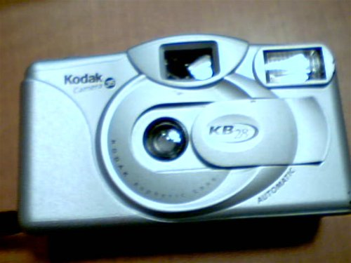 Kodak KB 28 35mm Camera w/Kodak Aspheric Lens Automatic Camera (Grey Color Version)